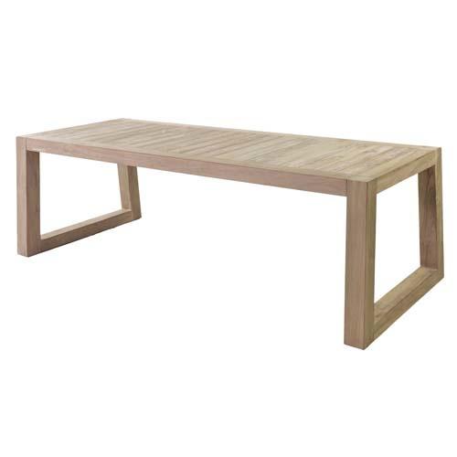 Max & Luuk Mason Table 300 - Teak