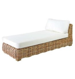 Max & Luuk Scott Chaise Longue - Natural