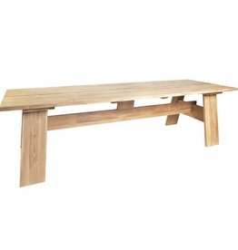 Max & Luuk Finn Table - Teak