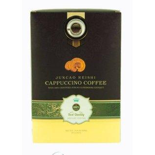 Ganoderma Cappuccino healthy and delicious