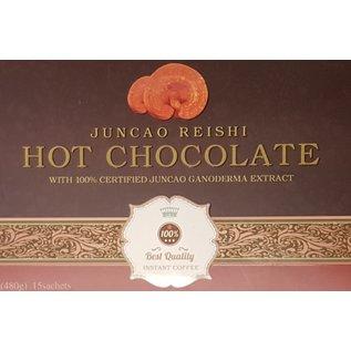 Ganoderma hot chocolate