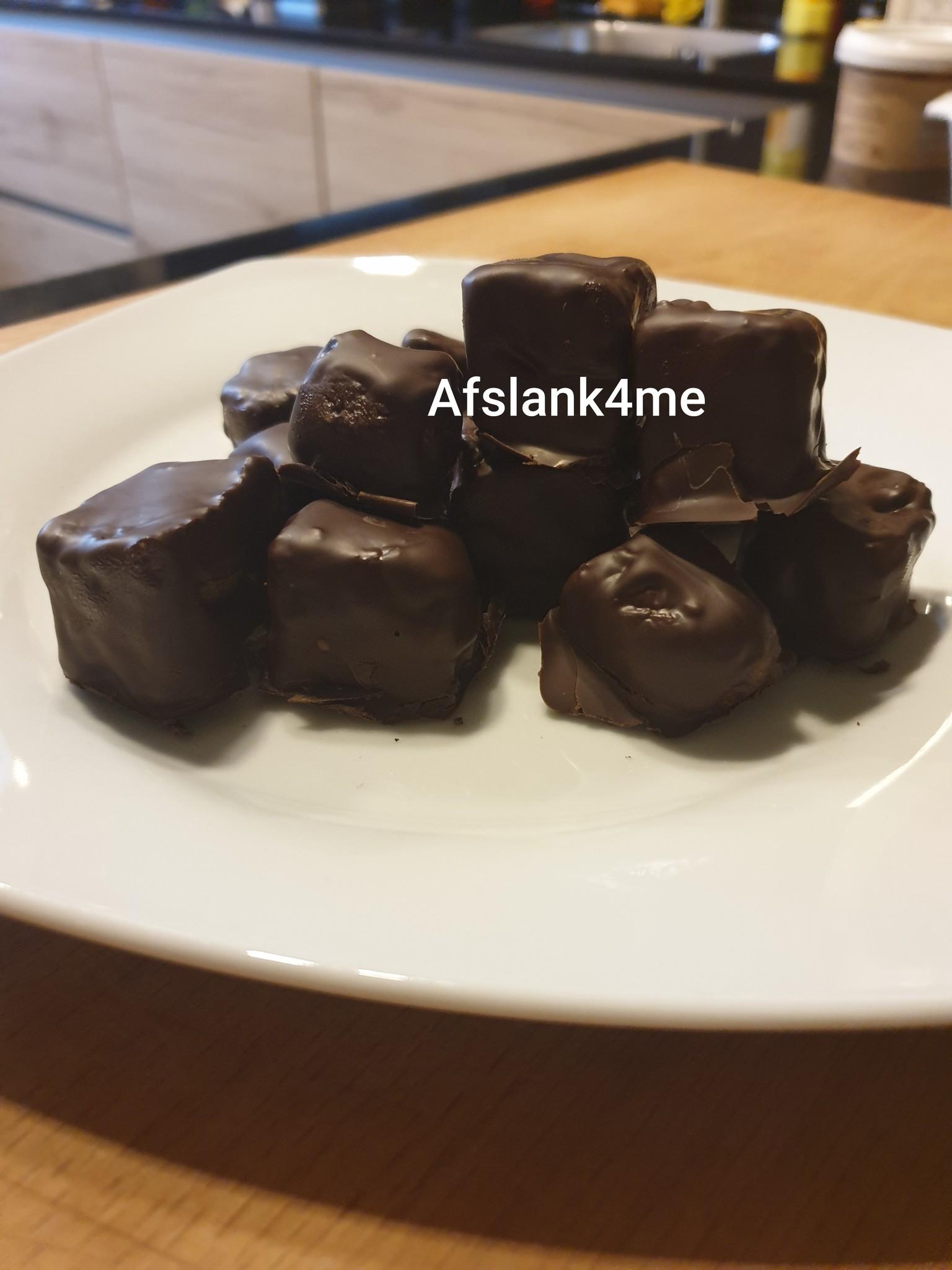KHA Spijs chocolade blokjes