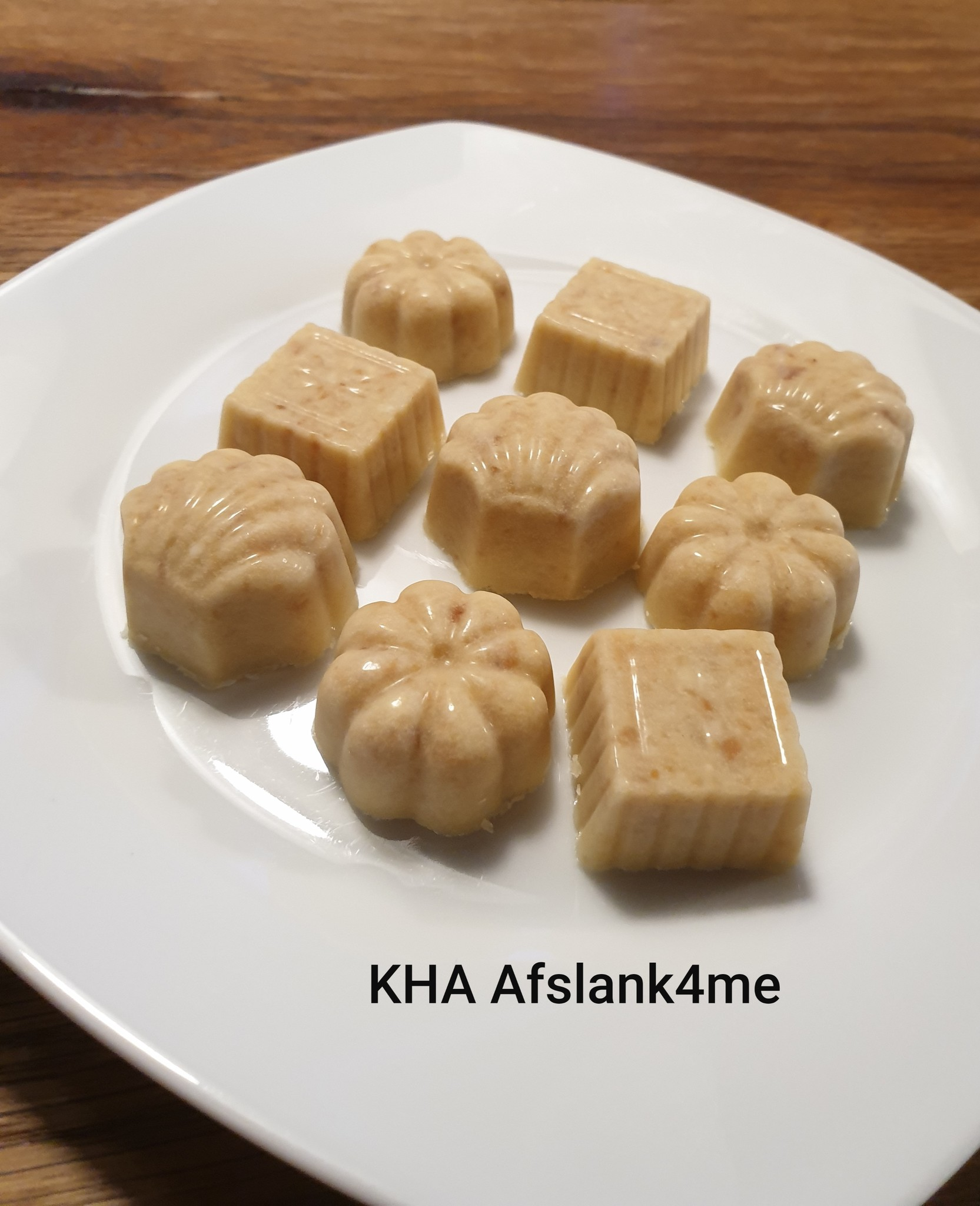 Keto/KHA Witte chocolade