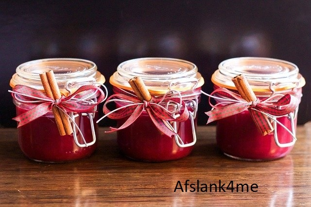 Cranberry Compote-Koolhydraatarm
