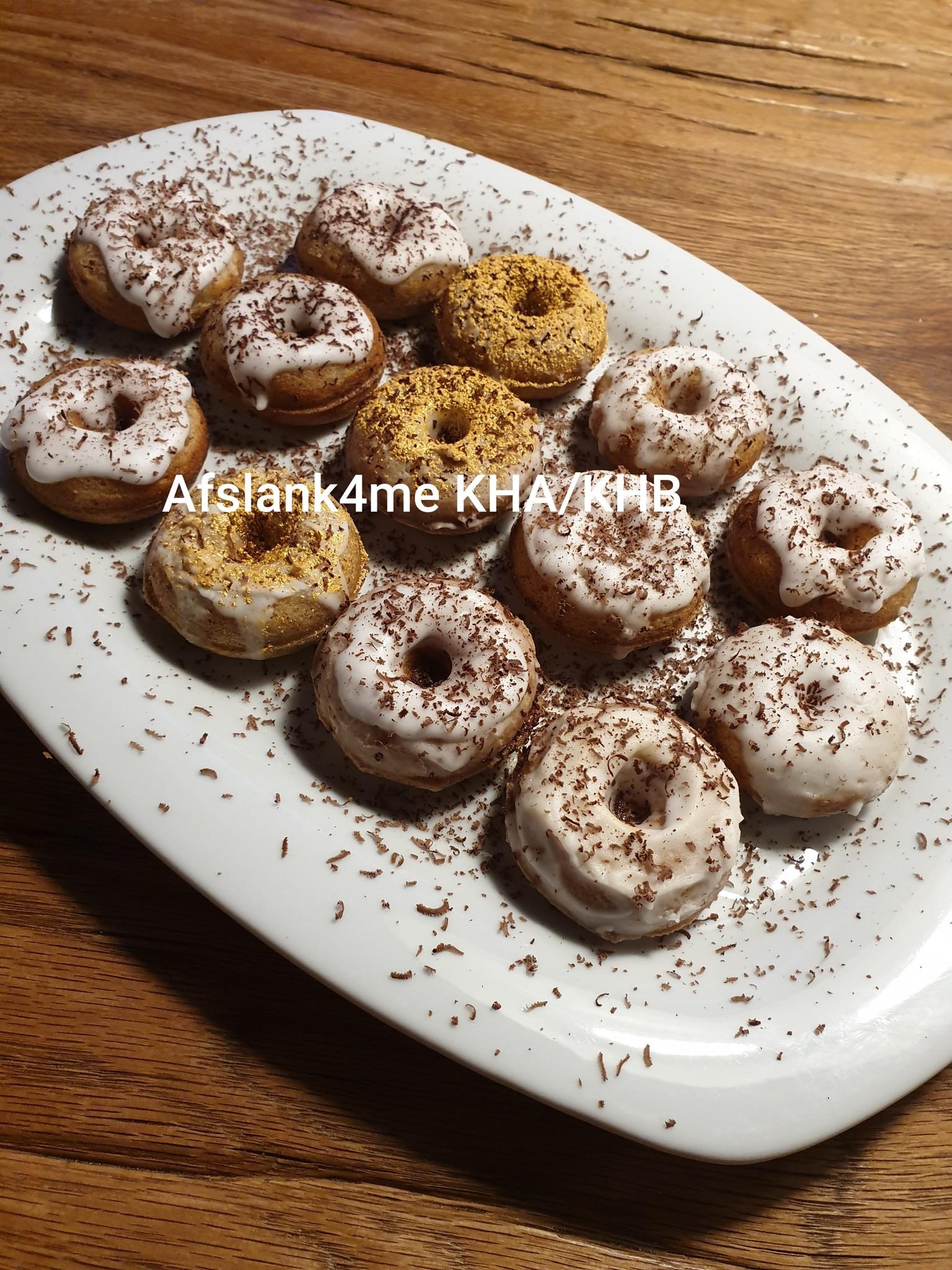 Mini Donuts-Koolhydraatarm