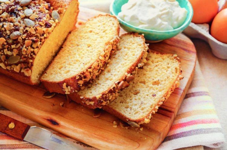 Keto/Koolhydraatarm Brood-Fantastisch en makkelijk