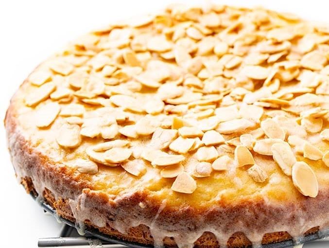 Keto Franse Amandel Cake