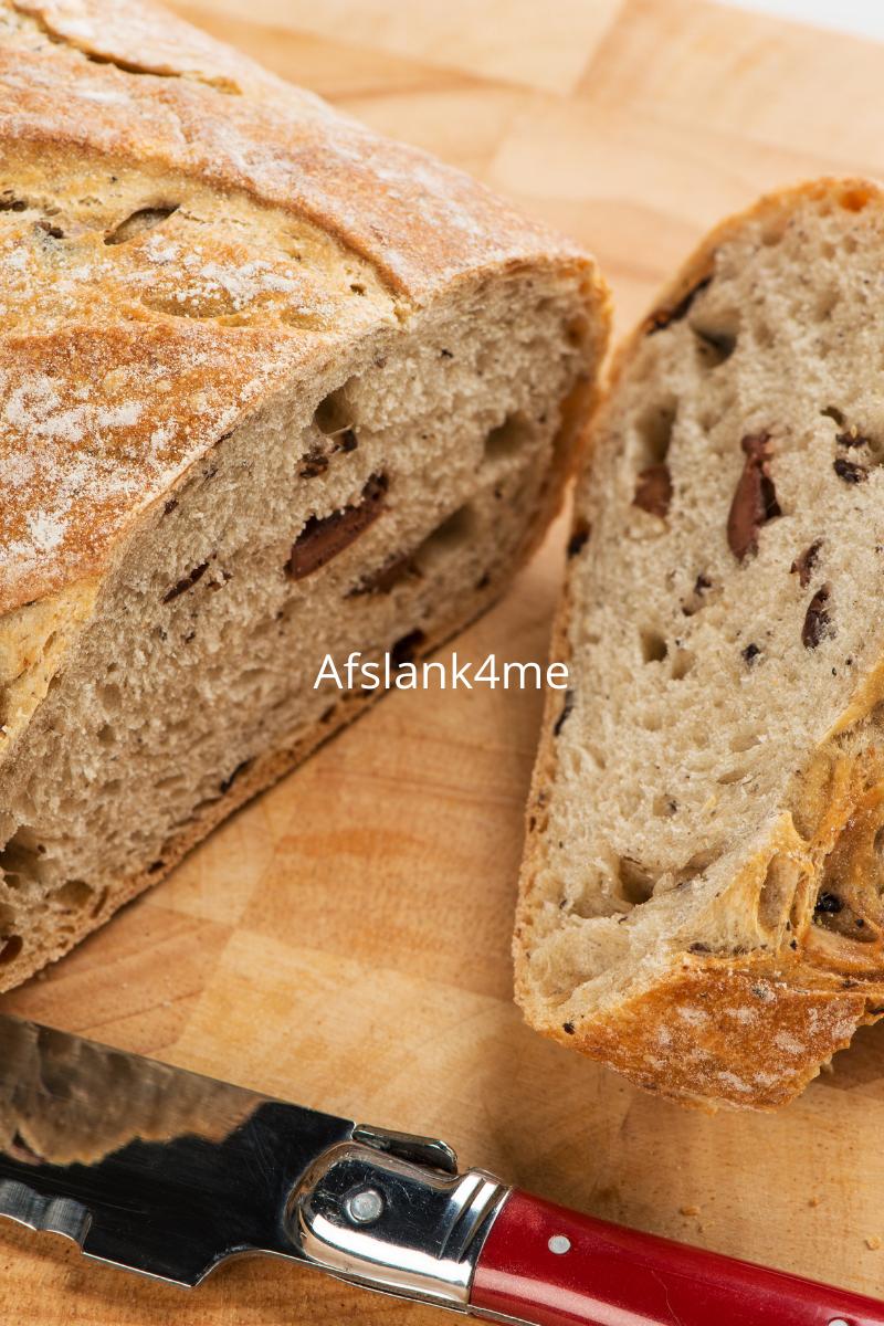 Rozemarijn Olijf brood-Koolhydraatarm
