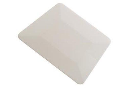 Teflon White Hard Rakel