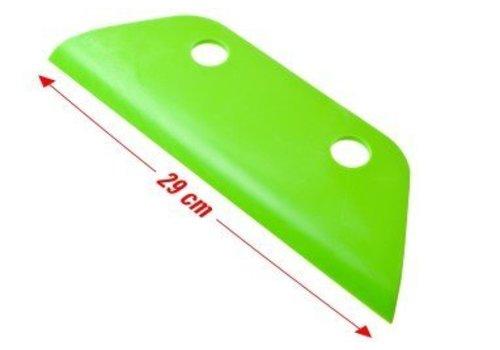 150-022 Tail Fin Green - Soft