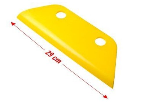 150-023 Tail Fin Yellow - Medium