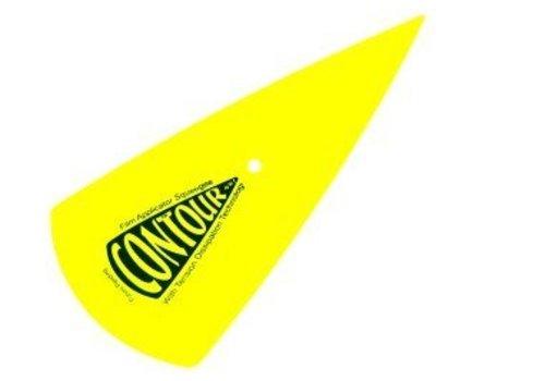 Yellow Contour Rakel Medium