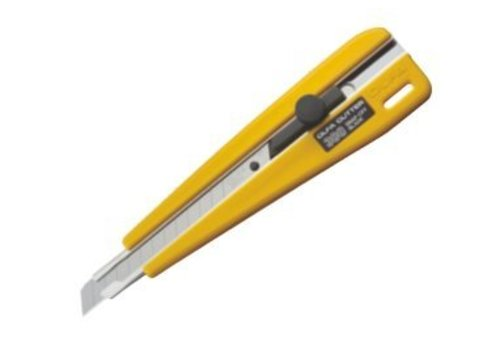 OLFA® 100-300 Wheel-Lock Utility Knife