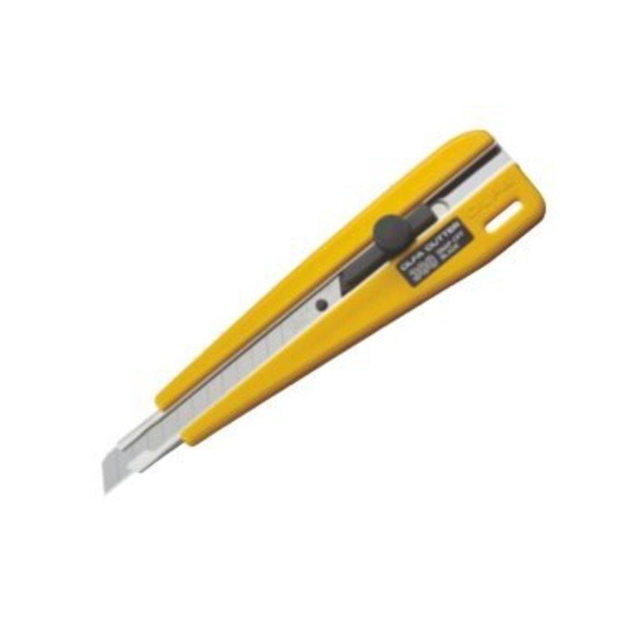 100-300 Wheel-Lock Utility Knife-1