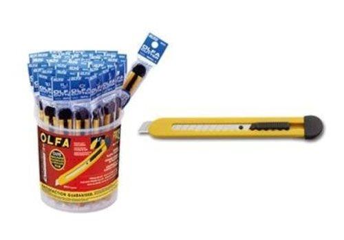 OLFA® Economy Cutter Bucket/40 Stück