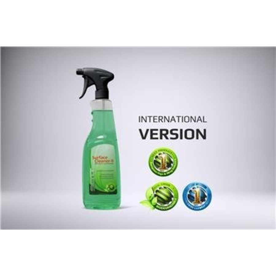 600-SC02 SurfaceCleaner-II International Version-1