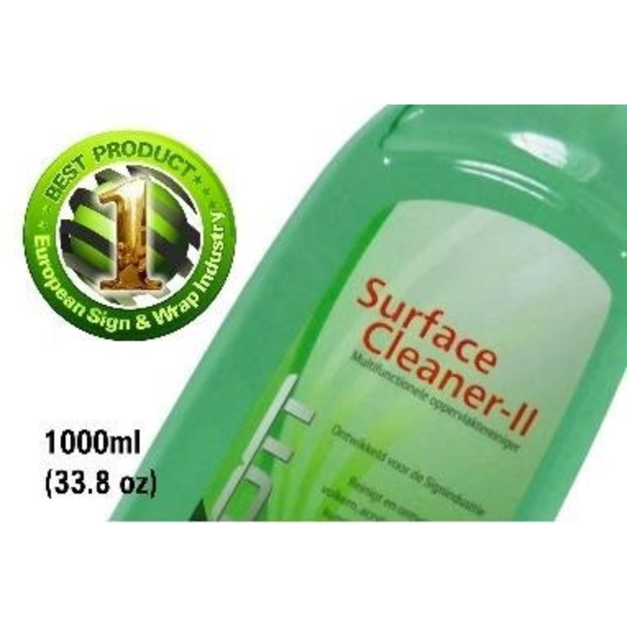 SurfaceCleaner-II International Version 600-SC02-5