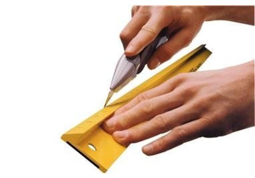 SOTT® Yellow 5 Schneidelineal