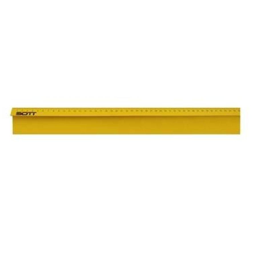250-CB 5 Schneidelineal  Yellow-2