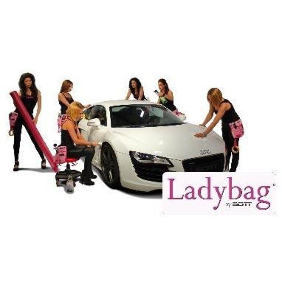 400-016-LB SOTT Ladybag Pink mit 11 Staufächern-4