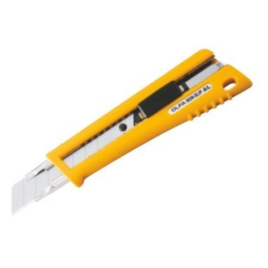100-NL-AL Gummi Grip Auto-Lock Utility Messer-1