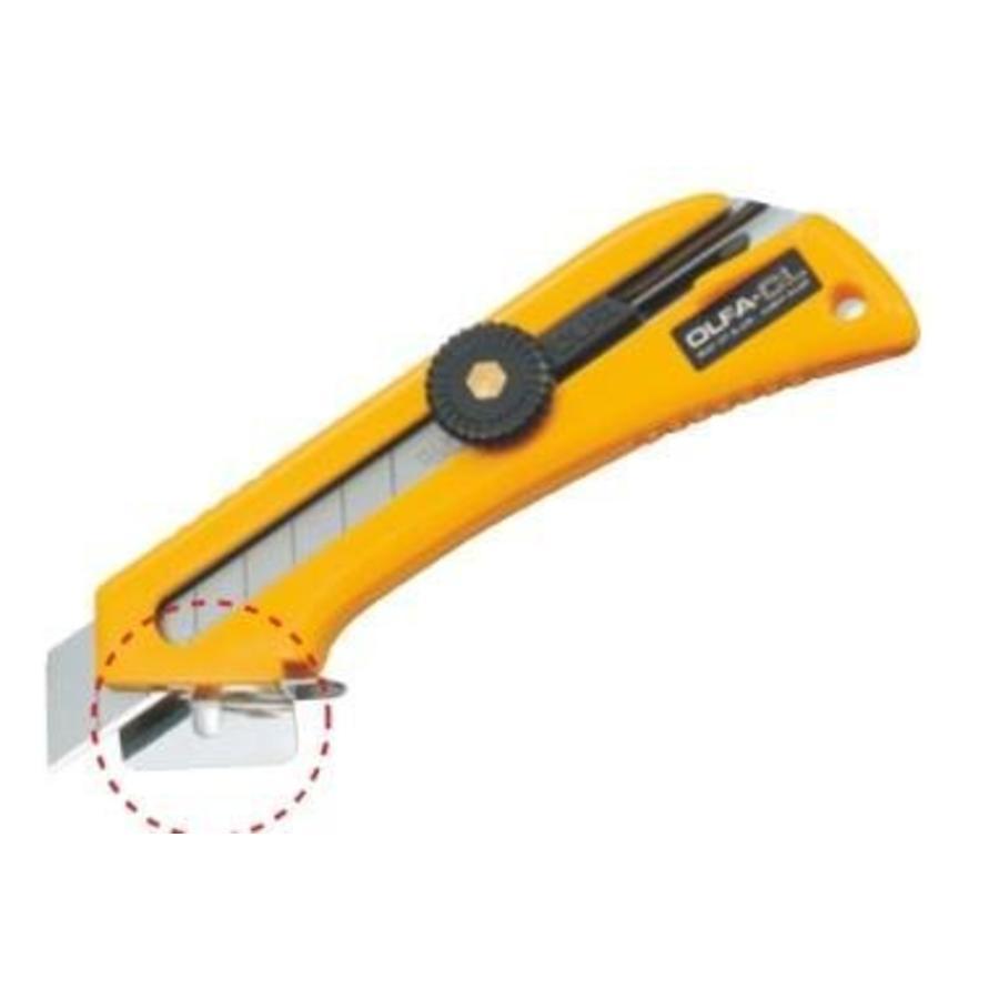 100-CL 90-Grad-Schneidbasis Ratchet-Lock Utility Messer-1