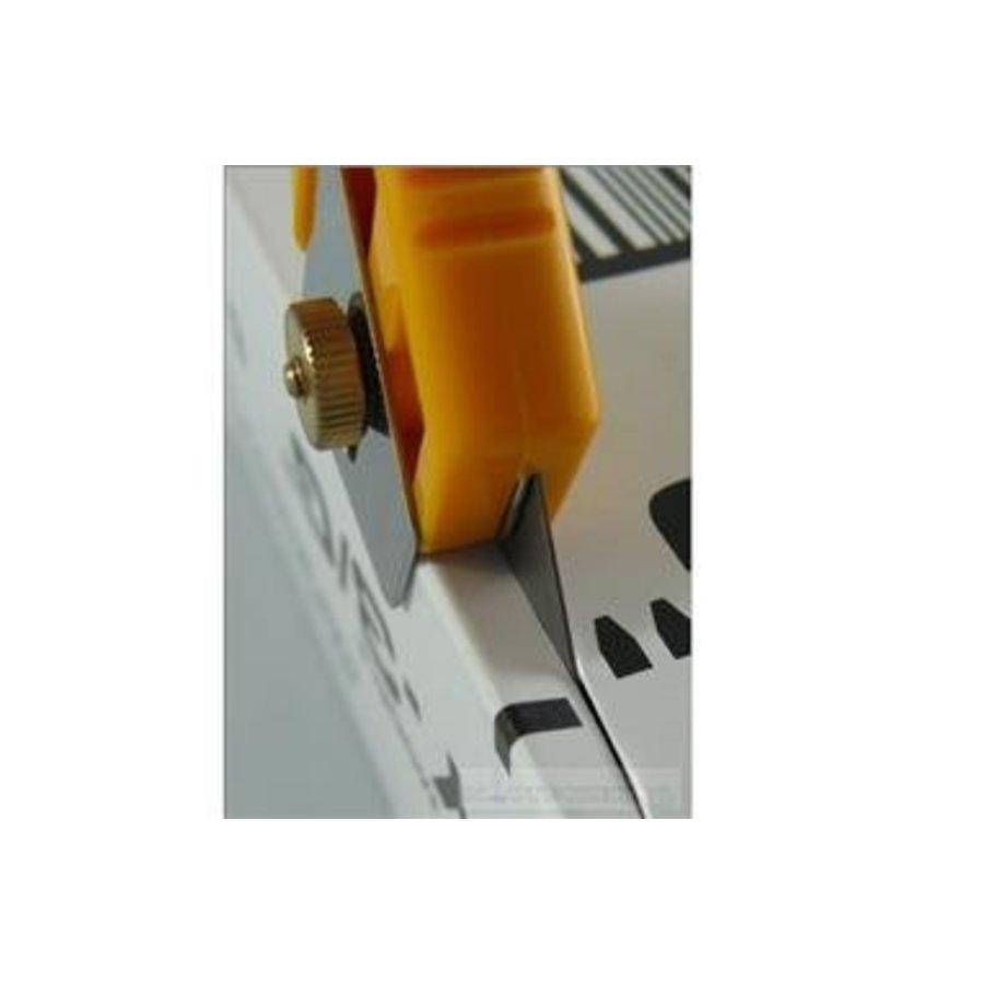 100-CL 90-Grad-Schneidbasis Ratchet-Lock Utility Messer-3
