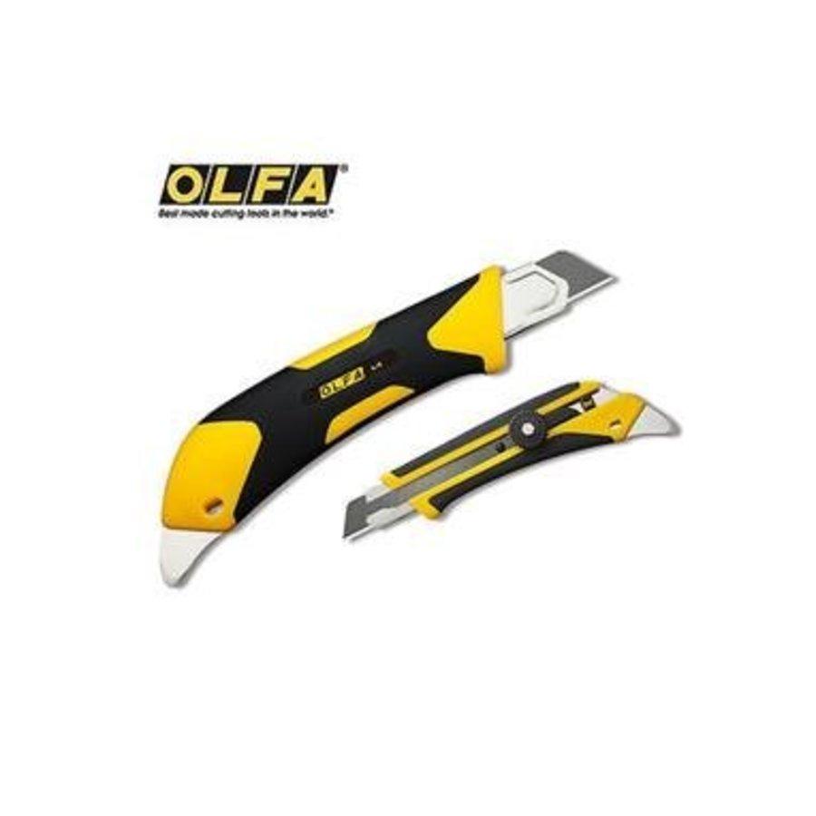 100-L-5-ALFiberglas-verstärktes Auto-Lock Utility Messer X-Design-5