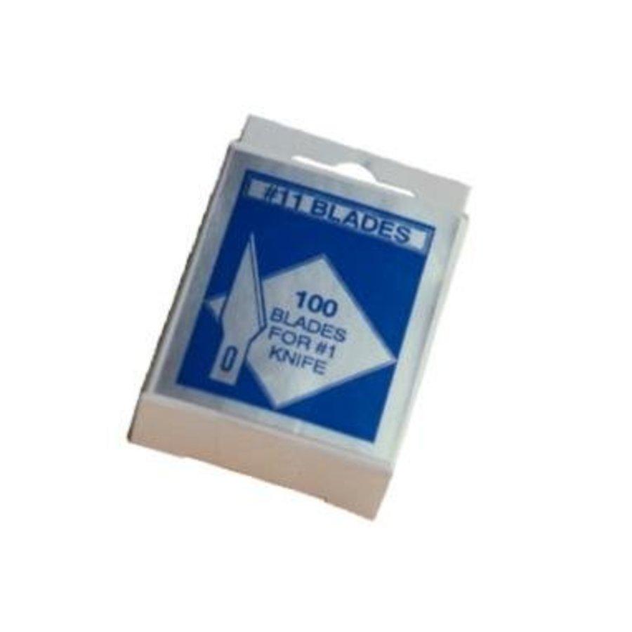 120-020 X-Acto Klingen für X-Acto Knife 100-Pack-2