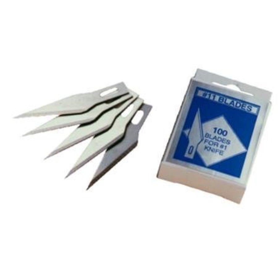 120-020 X-Acto Klingen für X-Acto Knife 100-Pack-3