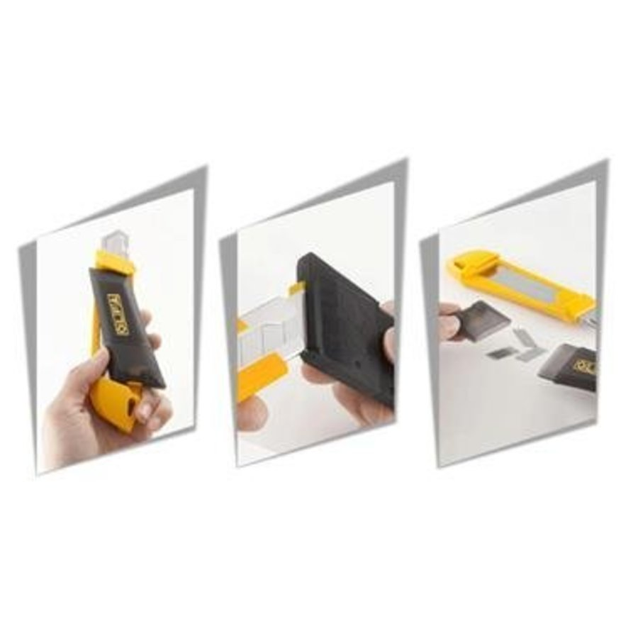 100-DL-1 SNAP 'N' TRAP It ™ Auto-Lock Utility Messer-3