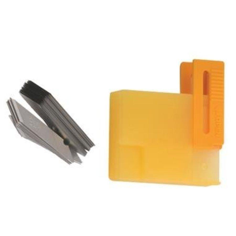 120-KB-25 Olfa Ersatzklingen für Olfa Art-Knife 25-Pack-3
