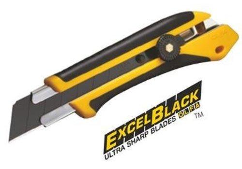 OLFA® 100-L-5 Fiberglas-verstärktes Ratchet-Lock Utility Messer