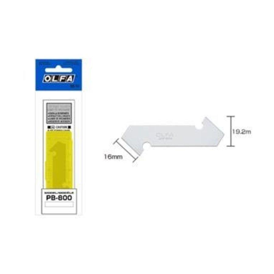 120-PB-800 Kunststoff-/Laminatklingen, 3er Pack-1