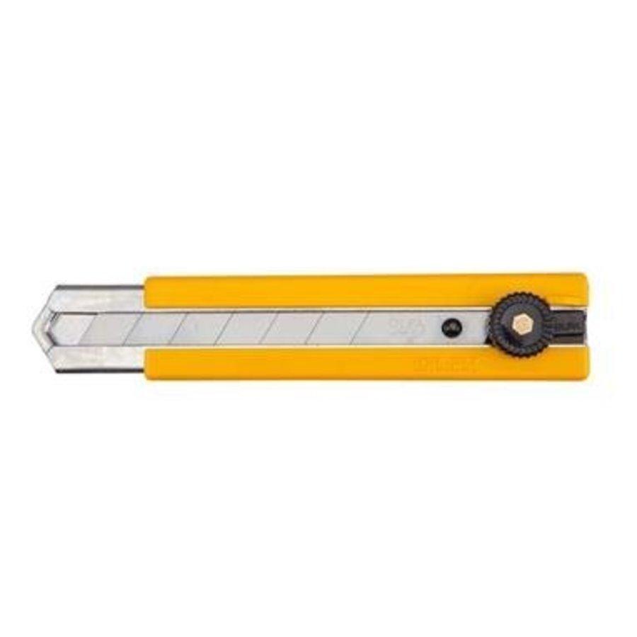 100-H-1 Gummi Inset Griff Ratchet-Lock Utility Messer-2