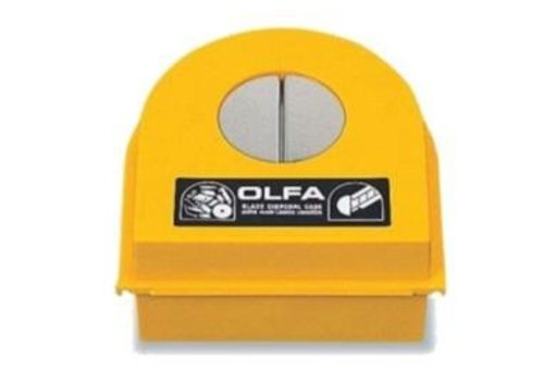 OLFA® 120-DC-2 Safe Blade Disposal Unit