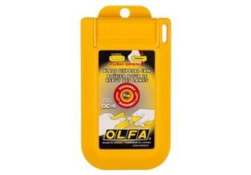 OLFA® 120-DC-4 Safe Blade Disposal Unit