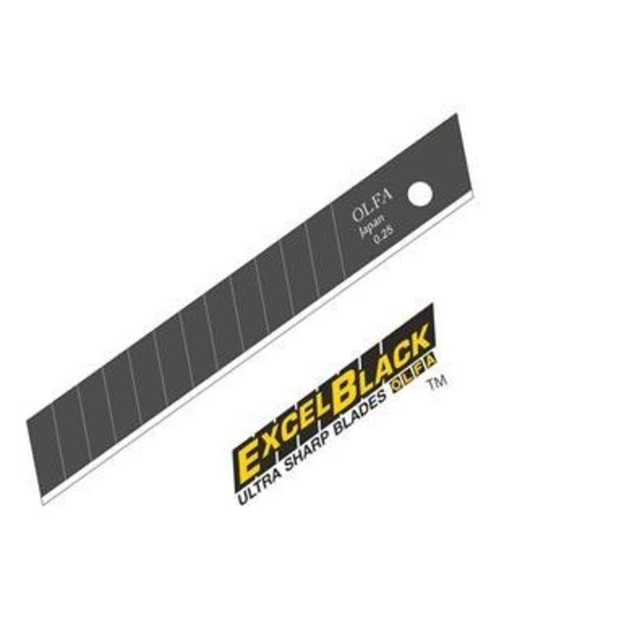120-FWB-10 EXCEL BLACK Abbrechklingen 10er Pack-1