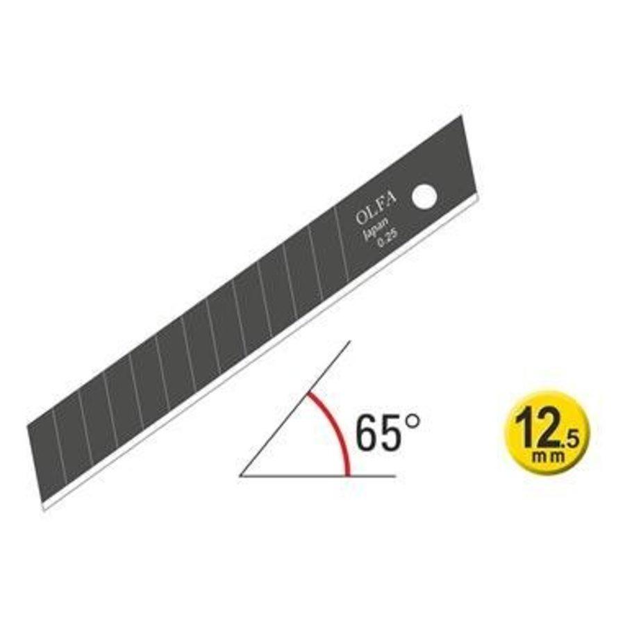 120-FWB-10 EXCEL BLACK Abbrechklingen 10er Pack-2