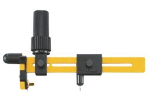 OLFA® 100-CMP-3 Rotary Circle Cutter 4 to 22cm