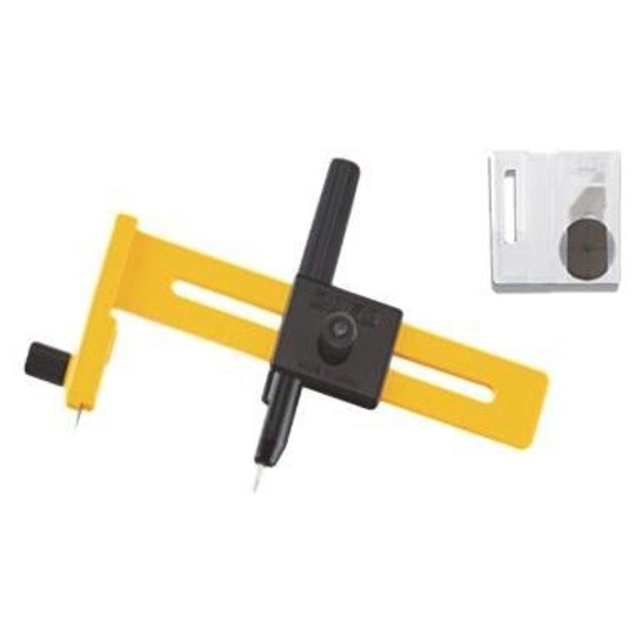 CMP-1 Circle Cutter 1-15cm Durchmesser-1