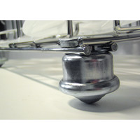 thumb-500-013 Floor Rack mit massiv gelagerten Schwenkrädern-2