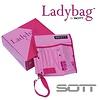 SOTT®  400-016-LB SOTT Ladybag Pink mit 11 Staufächern