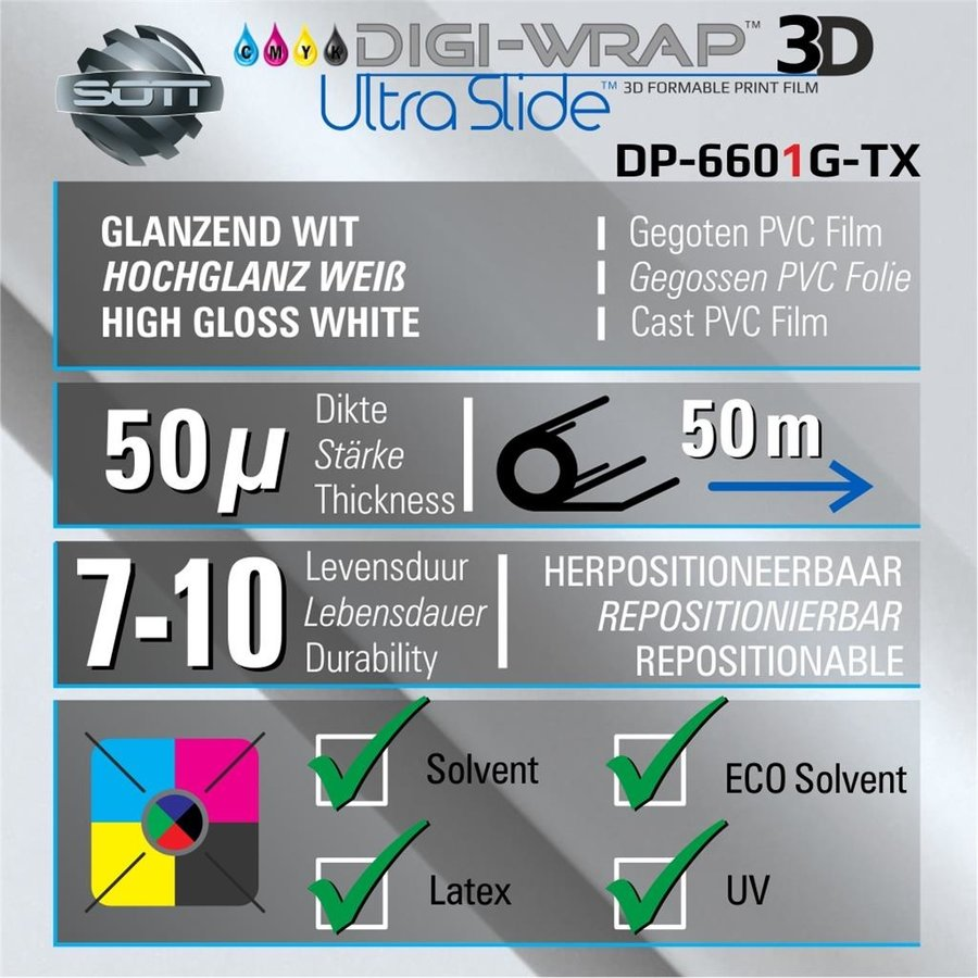 DP-6601G-TX-137  DigiWrap 3D UltraSlideTM-2