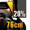 SOTT® OPTIMUZ PRO - 20 76cm