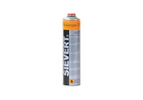 Sievert 220483 Schraubkartusche Powergas 600ml (325 gr.)