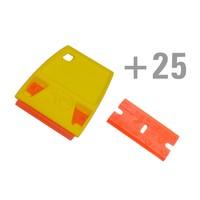 thumb-300-007 Lil' Gripper Schaberhalter mit 25 Schabern-1