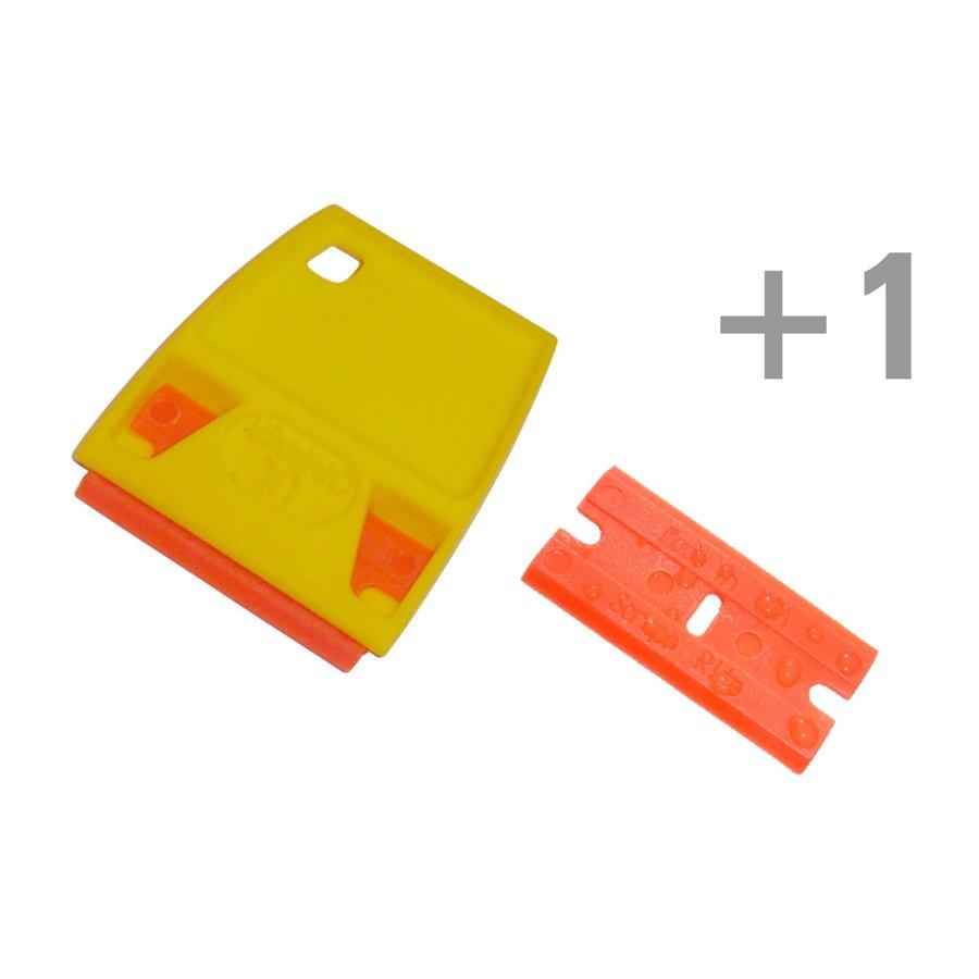 300-008 Lil' Gripper Schaberhalter mit 1 Schaber-1