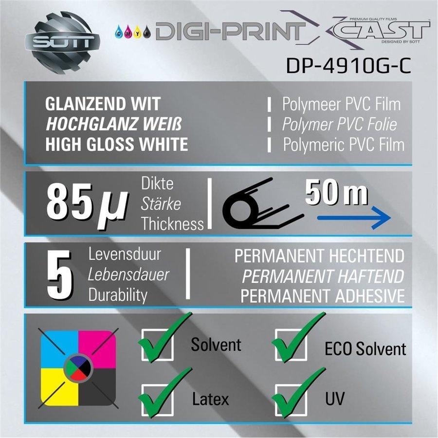 DP-4910G-C-137 DigiPrint X-Cast™-2