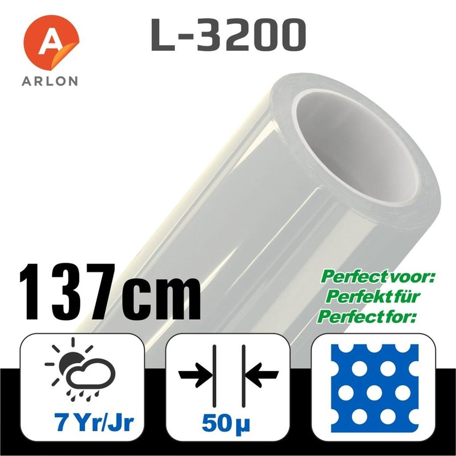 Arlon L-3200 OpticalClear 137cm-1